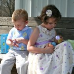 Easter Dresses and kid stuff