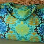 Make Your Getaway Duffle, Take 2  & a PDF Pattern giveaway