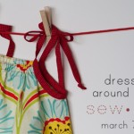 You can Help Dress a Girl Around the World!  A sew-a-long