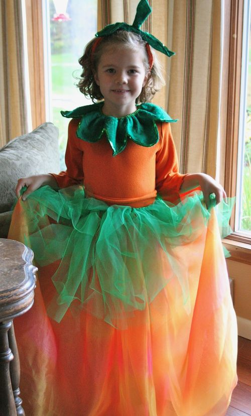 Pumpkin princess