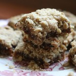 Marion's Delicious and Simple Date Bars