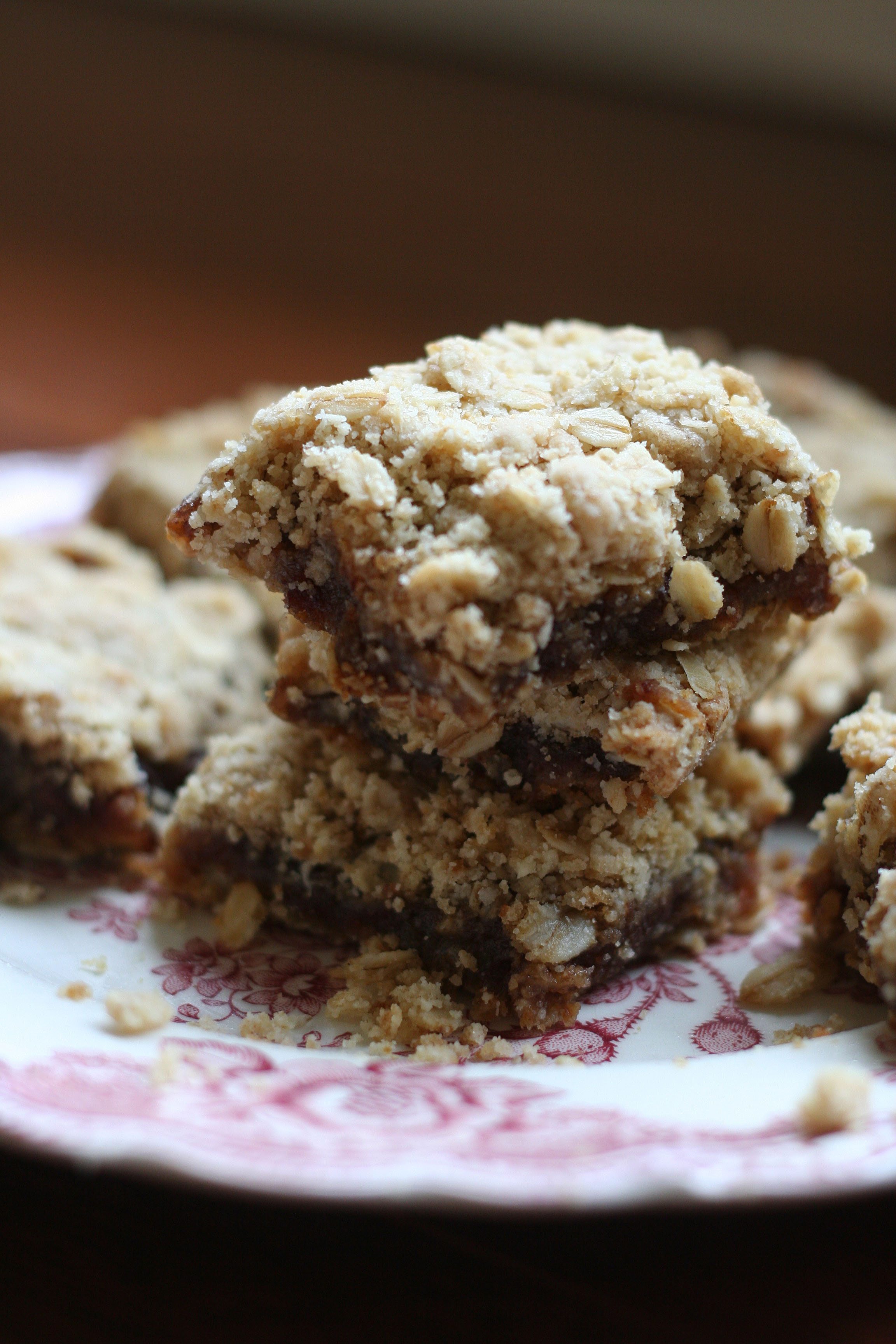 Marion's Delicious and Simple Date Bars | Gingercake