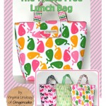 Waste Free Lunch Bag is BACK!!!
