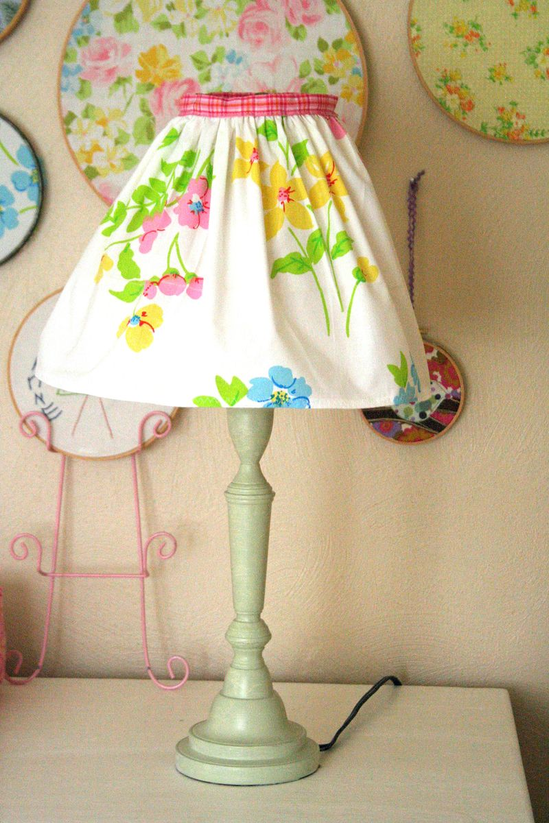 Gingercake Baby Room Lamp