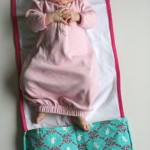 Changing Pad with Pockets