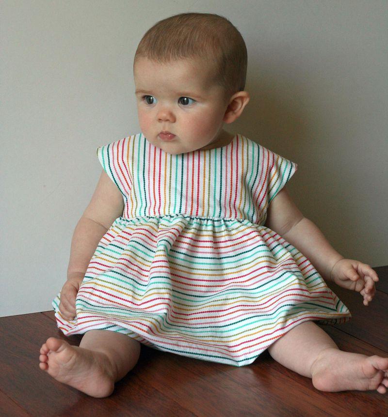 Gingercake Bubble Dress 1