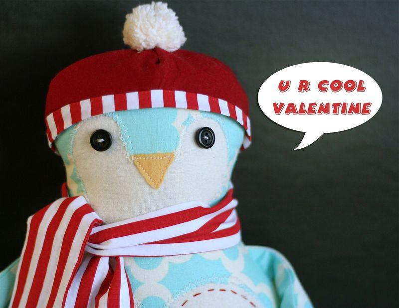 U R Cool Valentine