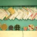 Organizing Patterns in Your Sewing Room