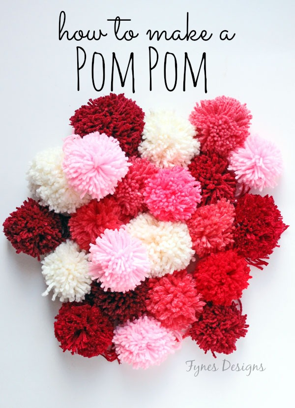Make-pom-poms