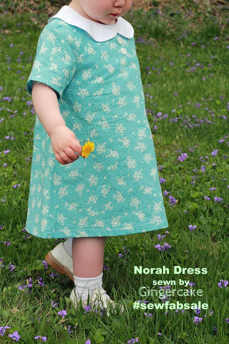 Norah dress 1