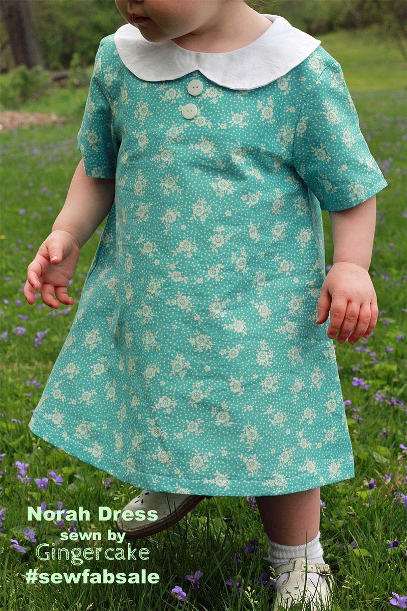 Norah dress 2
