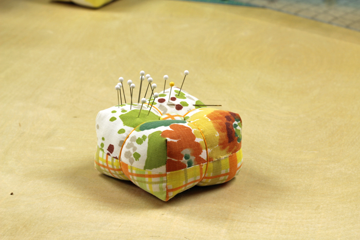 Pin Cushion is Born