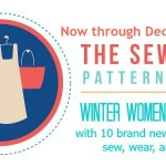 Sew Fab Friday!  10 brand new never seen before patterns!