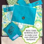 Pattern & Sewing Kit Giveaway!