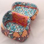 Train Cases for Blend Fabrics