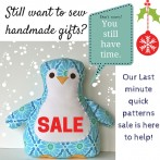 Quick Sew Pattern sale & a Social media TIP