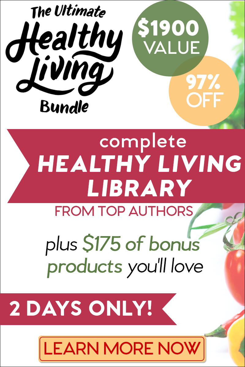 Ultimate Healthy Living Flash Sale