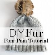 7 Faux Fur Sewing Ideas
