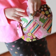 Patchwork Heart Bag Tutorial