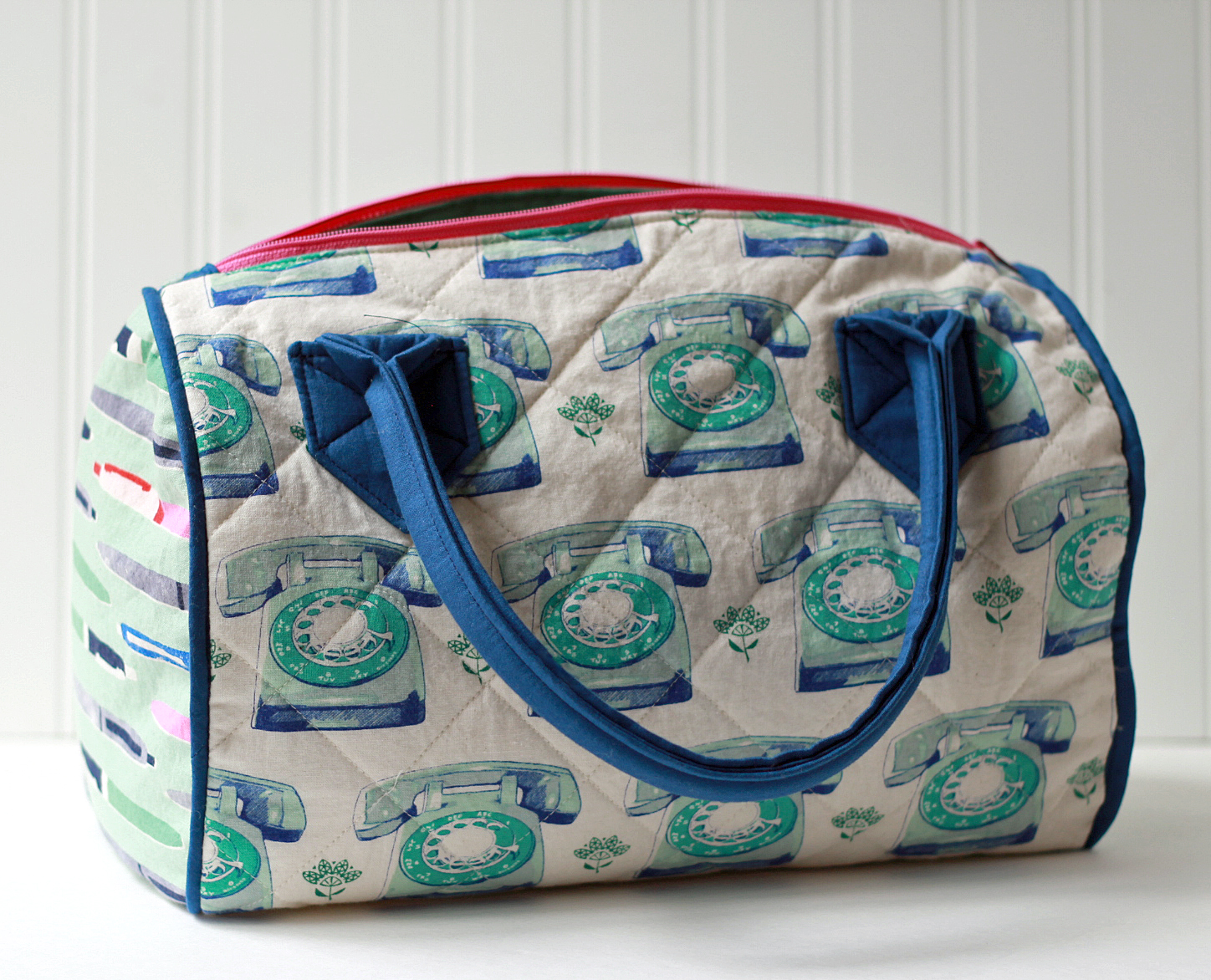 Bowling Bag Sewing Pattern