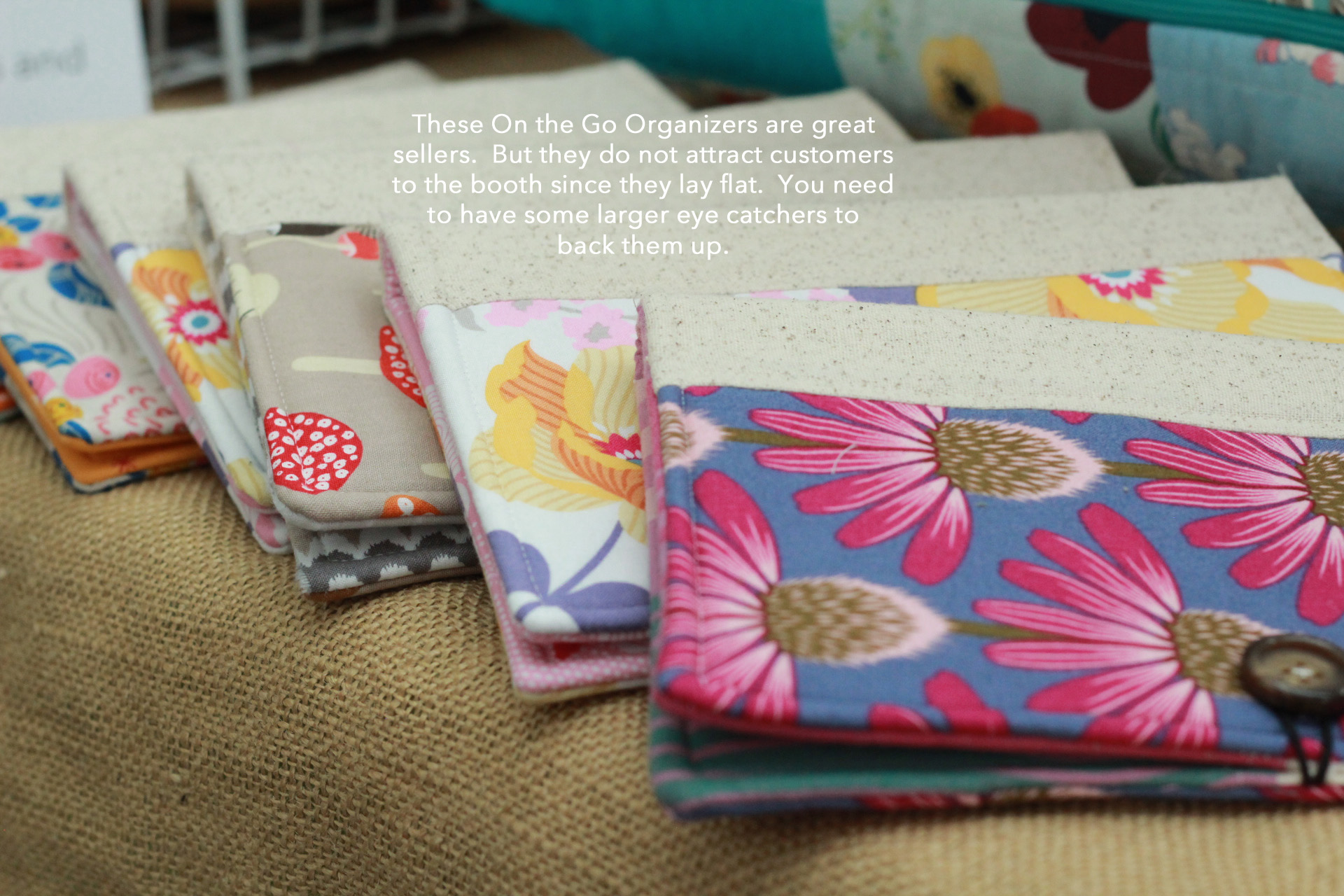 fabric organizer pattern
