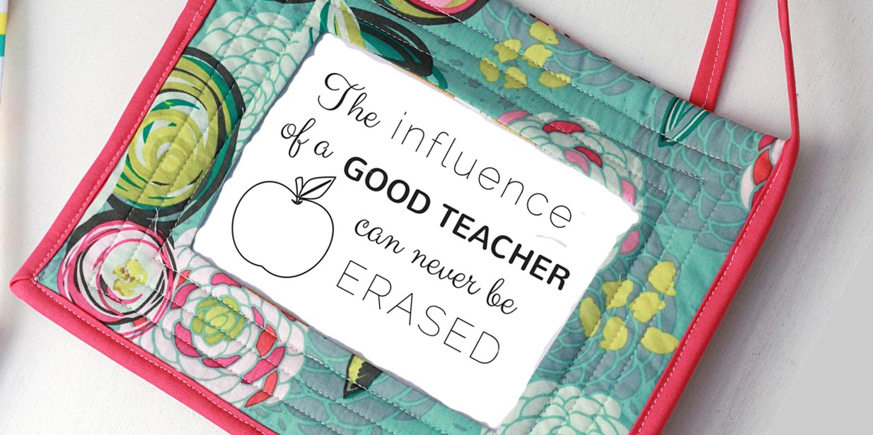 Perfect Gift for your Favorite Teacher and FREE PRINTABLES!
