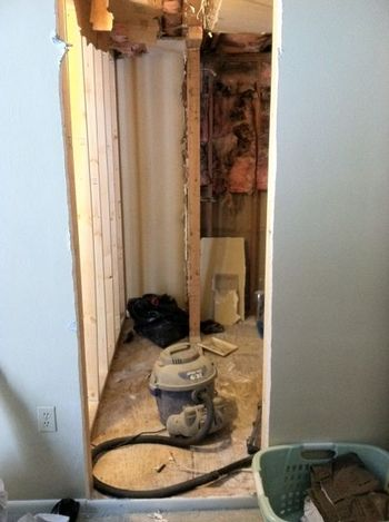 A 2012 Project: Bathroom saga