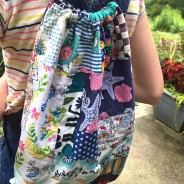 8 steps to Beautiful Balanced Scrap Fabric New Yardage