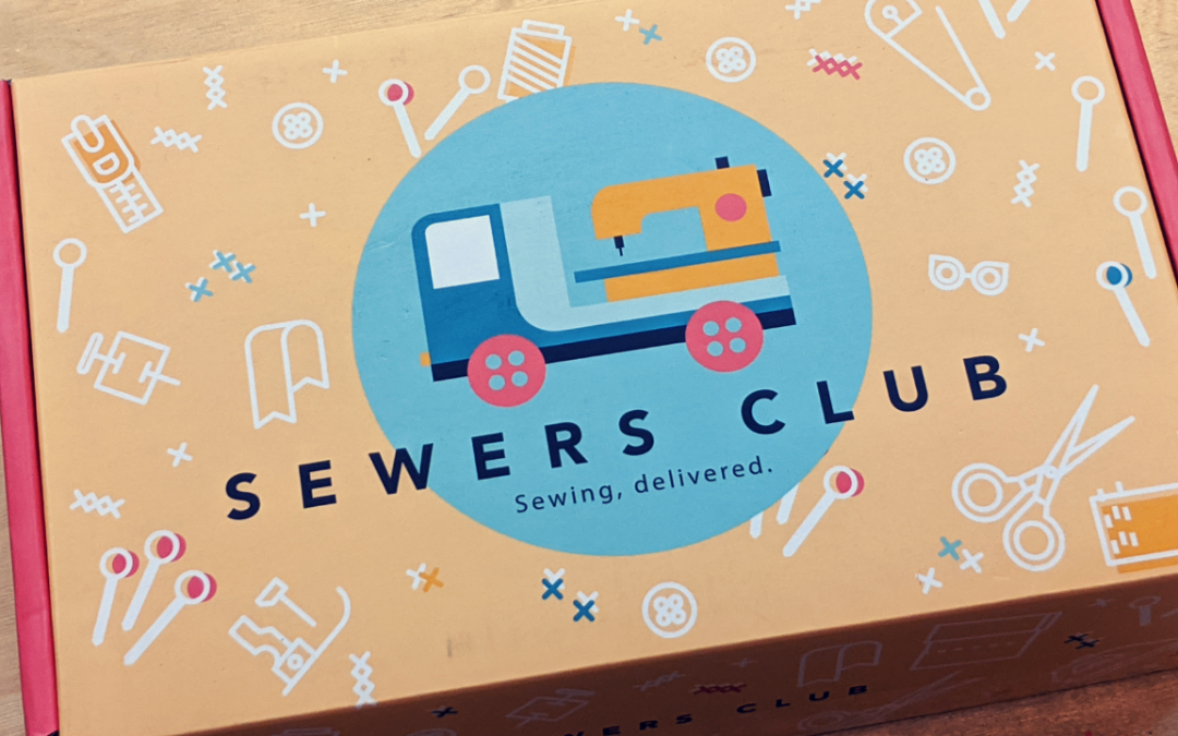 Sewers Club Subscription Box Video and Giveaway!