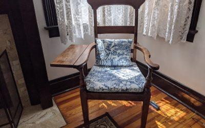 Create and Sew a Chair Cushion
