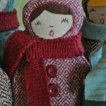 Winter Caroler Tutorial, Kits to Make Her, and a Giveaway!