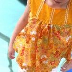 Beachy Tunic in Voile