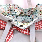 Just for You!  My Selfish Sewing Venna Bag and a Book Giveaway!