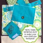 Pattern & Sewing Kit Giveaway!