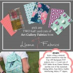 Day Off Backpack Pattern giveaway with the ADULT size kit!