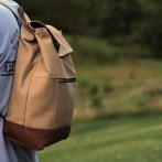 MAN time:  Day off Backpack for my man…