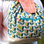 Day Off Backpack Pattern in the SHOP!
