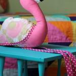 Flamingo 200% -a pretty bird