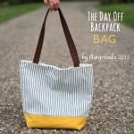 Day Off Backpack BAG Version