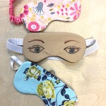 Make your own EASY eye mask Sewing Tutorial