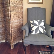 HST Quilted Pillow Tutorial Video