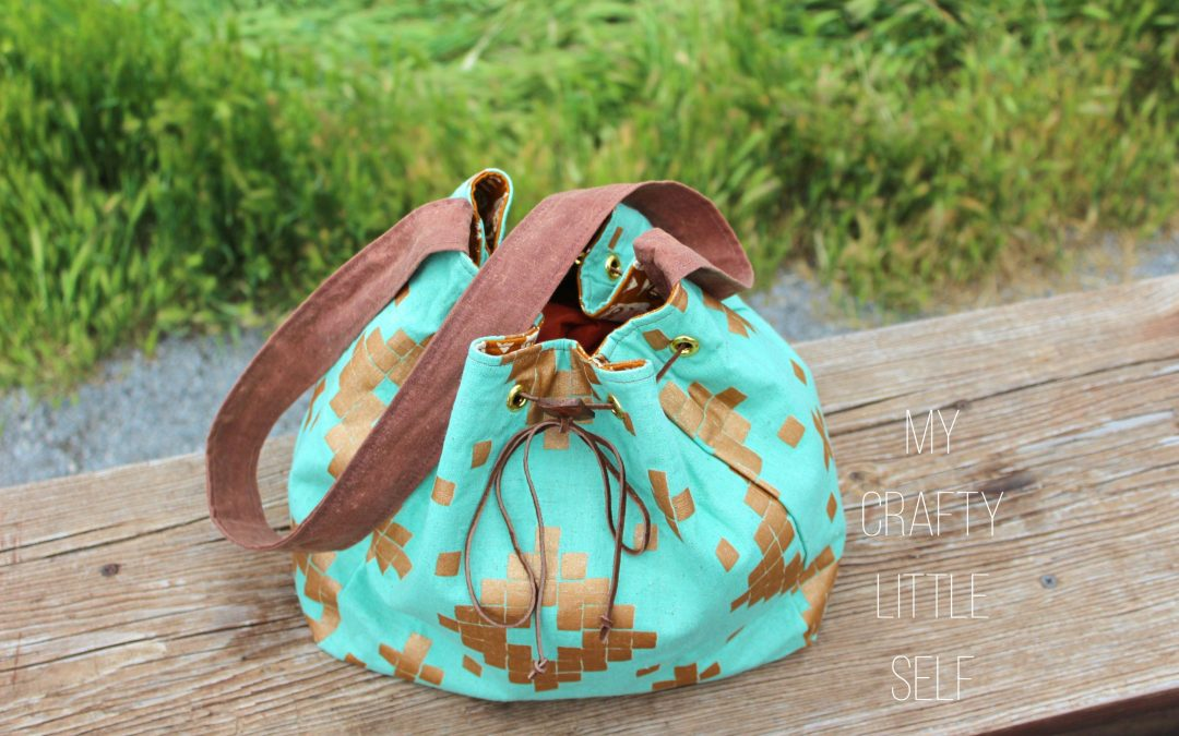 Emily's Summer Bucket Bag