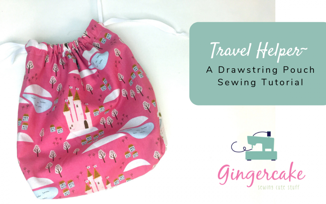 draw string bag sewing tutorial